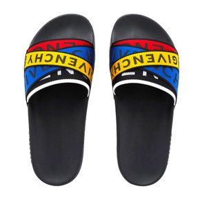 Givenchy Men`s Logo Strap Slipper BH300DH0A5 960