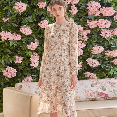 DAISY FLARE LONG OPS_CREAM (2222258)