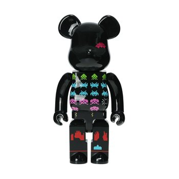 400% BEARBRICK SPACE INVADERS