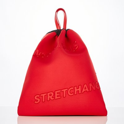 스트레치엔젤스[N.E.O] String easy backpack (Red)