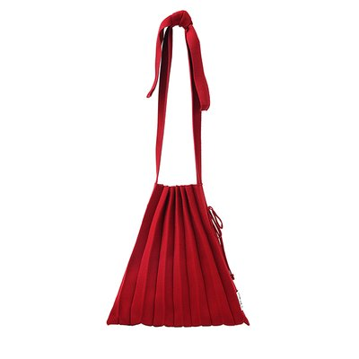 Lucky Pleats Knit M Half & Half (ALL) (KNITBAGMHHALL20SS)