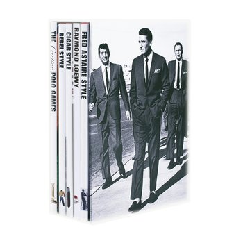 Memoire 5-book Slipcase: Men