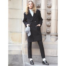 Wool Overfit Heavy Coat_black