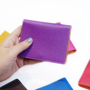 slim:card pocket violet