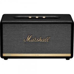 [해외직구]  마샬 스탠모어2 블루투스 스피커 알렉사 지원 / Marshall - Stanmore II Voice Wireless Speaker with Amazon Alexa Voice Assistant - Black