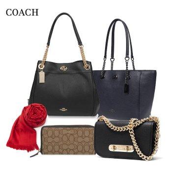 [코치(COACH)]코치 여성 가방 모음전 크로스백/숄더백/토트백/장지갑