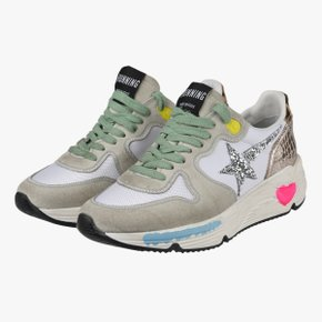 (면세정상가:615,528)[GOLDEN GOOSE]RUNNING SOLE/G36WS963.L8, 여성용