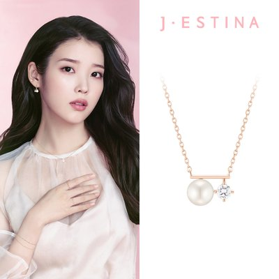BASIC PERLINA 14K 목걸이 (JJP1NF1BS184R4420)