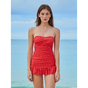 CARANDAS SWIM_RED