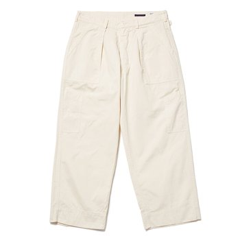 [현대카드 50%]MARLON FATIGUE PANTS MILITARY ECRU