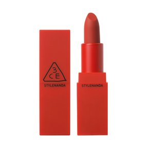 RED RECIPE MATTE LIP COLOR 214