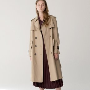 [SEC BY RIGOON]British Trench Coat (BEIGE)