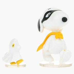 UDF PEANUTS SERIES7 HALOWEEN COSTUME SNOOPY & WOODSTOCK