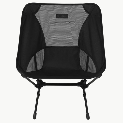Chair One Blackout Edition