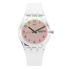 SWATCH 스와치 GE720 ORIGINALS ULTRASOLEIL GENT 여성용 실리콘시계 30mm