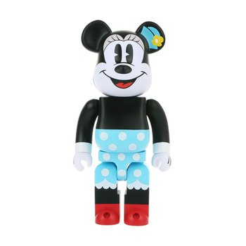 400% BEARBRICK MINNIE MOUSE