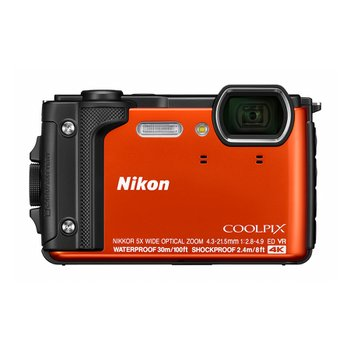 COOLPIX W300s Orange