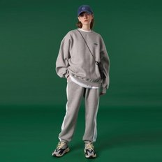 [N]Original small logo training pants-grey_(1419839)