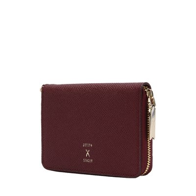 [조셉앤스테이시] Easypass OZ Card Wallet Winger Wine