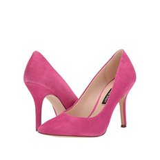 Flax Pump Bright Fuchsia