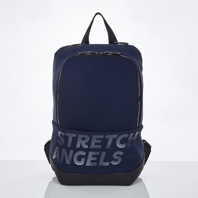 스트레치엔젤스[S.P.U] SQ two zipper backpack L (Navy)