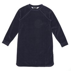 19AW 우먼 벨벳원피스 elena IAK DARK NAVY