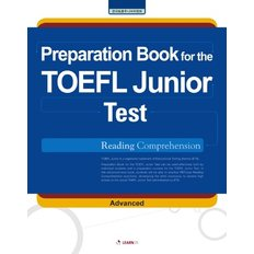 Preparation Book for the TOEFL Junior Test - Reading Comprehension Advanced