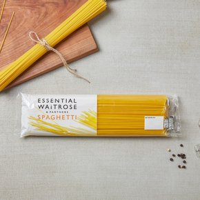 Waitrose essential 스파게티 500g