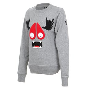 [여주점] [MOOSEKNUCKLES] 남성 무스 몬스터 스?셔츠 MOOSE MUNSTER SWEATSHIRT (18FMK4689MSMK200)