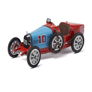 Bugatti T35 Chile 10 Nation Color Project
