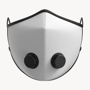 [재입고]Urban Breathing Mask Solid White