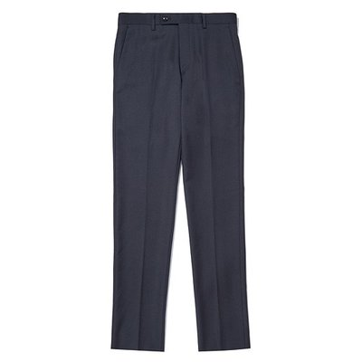 basic solid suit pants_C9FCM18411BKX
