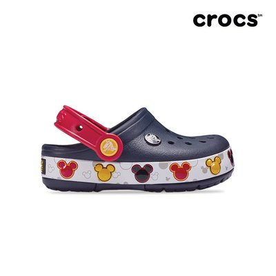 크록스공식 아동 CROCBAND MICKEY FNLB LIGHTS K NAVY (19SKBL204994)