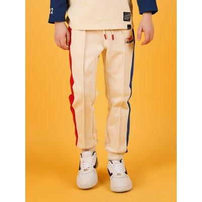 [20% SALE] Icebiscuit side color block sweat pants
