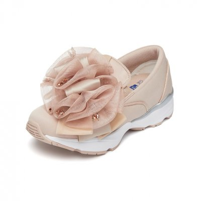 [파주점] 송혜교슈즈 Lacey slip on(beige) (DG4DX20019BEE)