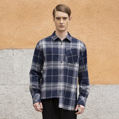 [30%할인적용가]JACOB  CHECK SHIRT