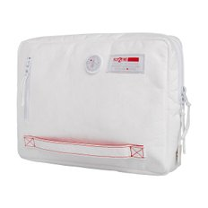COOLRAIN LABO Pouch bag WH (M)