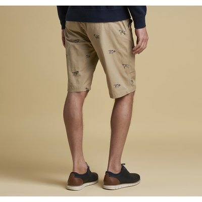피처 EMB 쇼트팬츠 스톤(Barbour Feature Emb Short ST)BAH1MTR0571ST51
