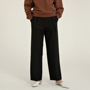 [30%할인적용가]wool pants (black)