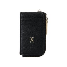 Easypass OZ Vertical Card Wallet Rich Black(0JSJ1WT40503F)