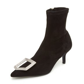 [suecommabonnie] Moonbeam suede ankle boots(black)_DG3CX18517BLK