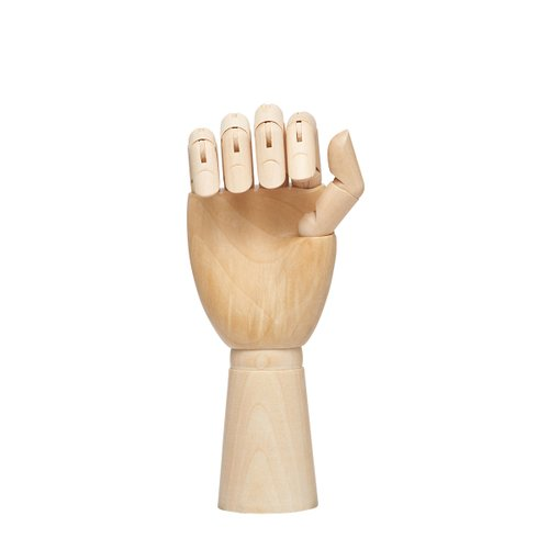 WOODEN HAND L