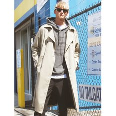 TIMELESS OVERFIT TRENCH COAT_M