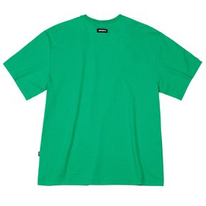 Logo Graphic ½ Sleeve T-shirt Green