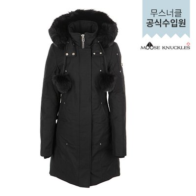 [MOOSEKNUCKLES] 여성 스틸링 파카 Ladies Stirling Parka (18FMK8675LPKMK291)