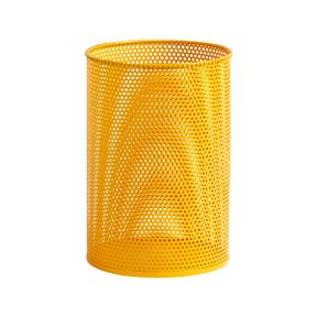 PERFORATED BIN M, YELLOW