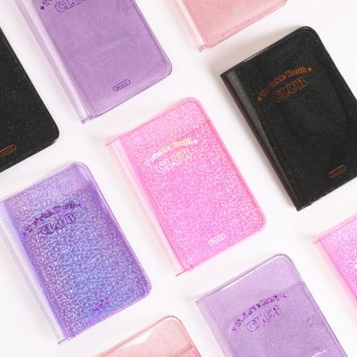 PASSPORT CASE - TWINKLE YOUTH CLUB-비온뒤