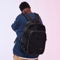 3D 3WAY BACKPACK (BLACK/CC)