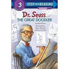 Dr. Seuss: The Great Doodler - Step Into Reading, Step 3 (Paperback)