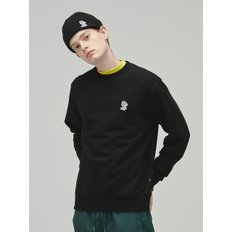 [FW19 T&J] One Point Sweatshirts(Black)